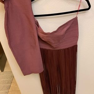 2 piece, skirt & top set. Bought from boutique